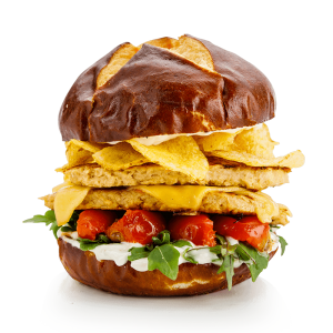 CRAZY GOOD GRILLED CHICKEN SANDWICH
