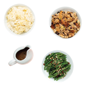 THANKSGIVING FEAST SIDES COMBO
